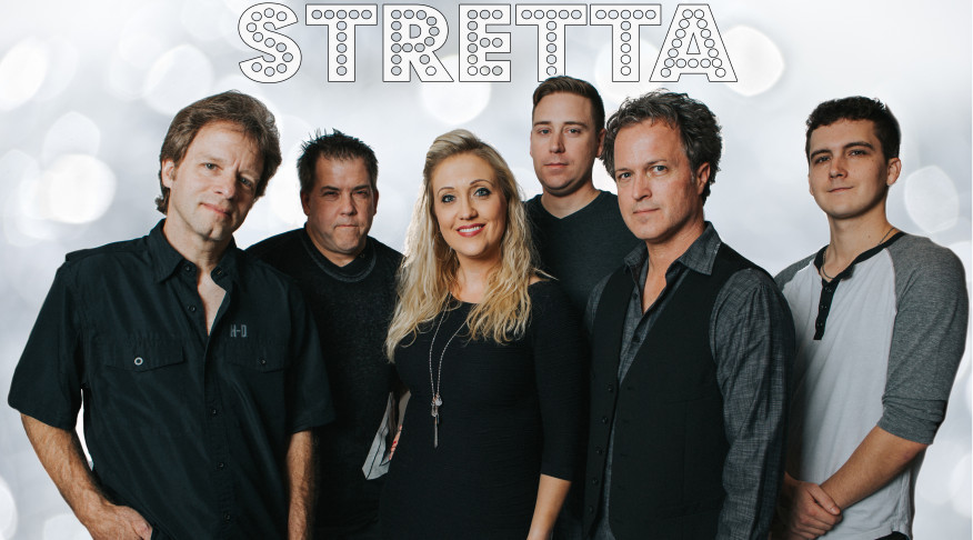 Nashville Bands - Top Nashville Bands for Hire - Stretta